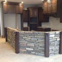 Leduc Stone Contractor Project 1